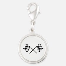 Racing Flags Charms