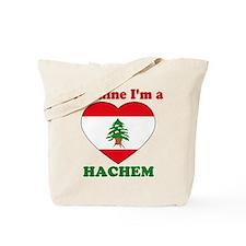 Hachem, Valentine's Day Tote Bag