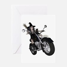 Witchy One ~ Speedy Greeting Cards