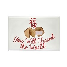 You WIll Travel Magnets