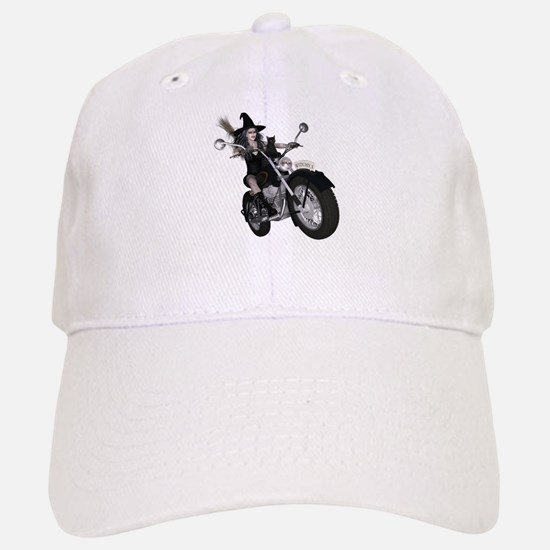Witchy One ~ Speedy Baseball Baseball Cap