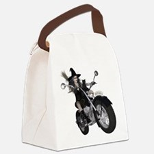Witchy One ~ Speedy Canvas Lunch Bag