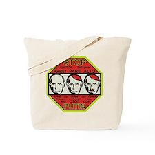 Stop Putin Tote Bag