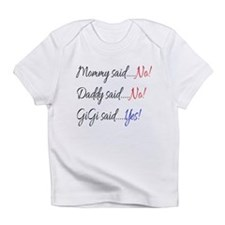 Cute Parents Infant T-Shirt