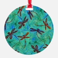 Dragonfly Dance Ornament