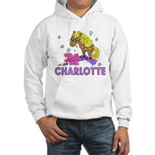 I Dream Of Ponies Charlotte Hoodie