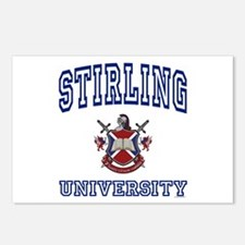 STIRLING University Postcards (Package of 8)