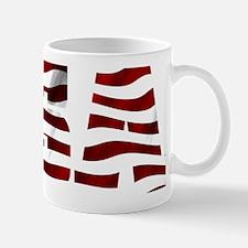 USA Flag Logo Mugs