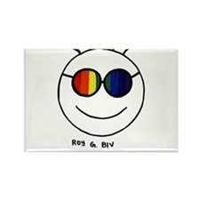 Cute Nerd chemistry Rectangle Magnet (10 pack)