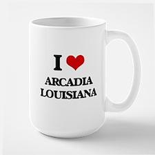 I love Arcadia Louisiana Mugs