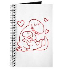 Hugging Dinos Journal