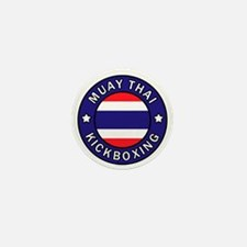 Muay Thai Mini Button