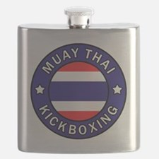 Muay Thai Flask