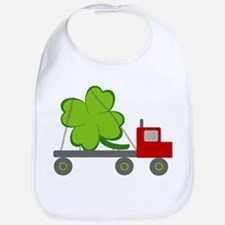 Cute St patricks day Bib