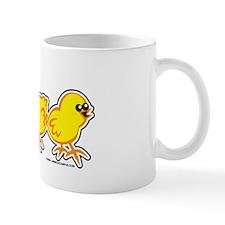 I Love Chicks Mug