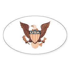 Ana Eagle USA Decal