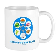 Step Up To Plate Passover Mug