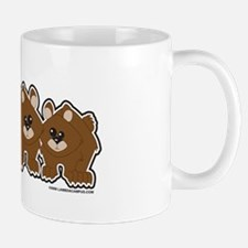 I Love Bears Mug