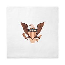 Ana Eagle USA Queen Duvet