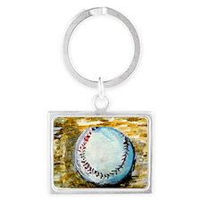 The Baseball Keychains