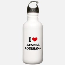 I love Kenner Louisian Water Bottle
