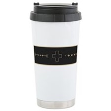 Warding Off Evil Spirit Travel Mug