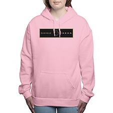 Warding Off Evil Spirits Women's Hooded Sweatshirt