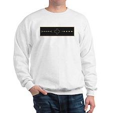 Warding Off Evil Spirits Sweatshirt
