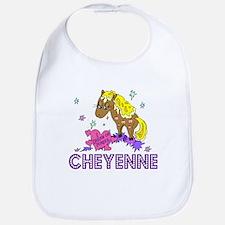 I Dream Of Ponies Cheyenne Bib