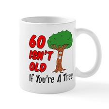 60 Isn't Old Tree Drinkware Mugs