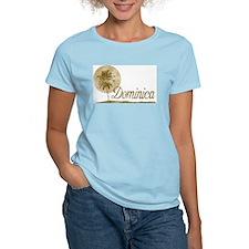 Palm Tree Dominica T-Shirt