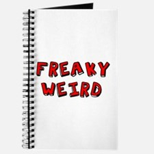 Freaky Weird Journal