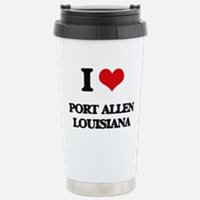 I love Port Allen Louis Stainless Steel Travel Mug