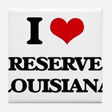 I love Reserve Louisiana Tile Coaster