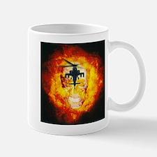 AH-64 Apache Mug