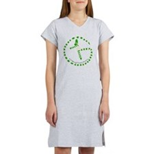 Wilbury Travels Geocaching Logo Women's Nightshirt