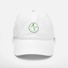 Wilbury Travels Geocaching Logo Baseball Baseball Cap