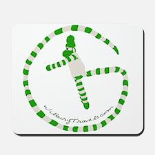 Wilbury Travels Geocaching Logo Mousepad