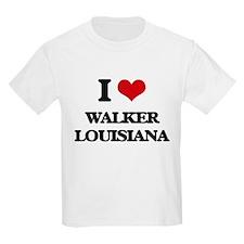 I love Walker Louisiana T-Shirt
