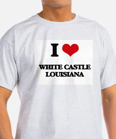 I love White Castle Louisiana T-Shirt