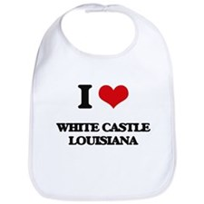I love White Castle Louisiana Bib