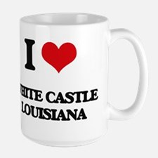 I love White Castle Louisiana Mugs