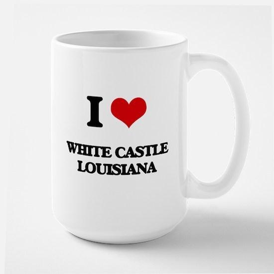 I love White Castle Louisiana Mugs