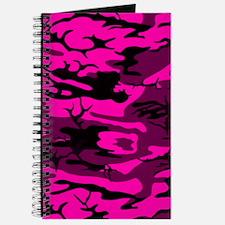 Alien Pink Camo Journal