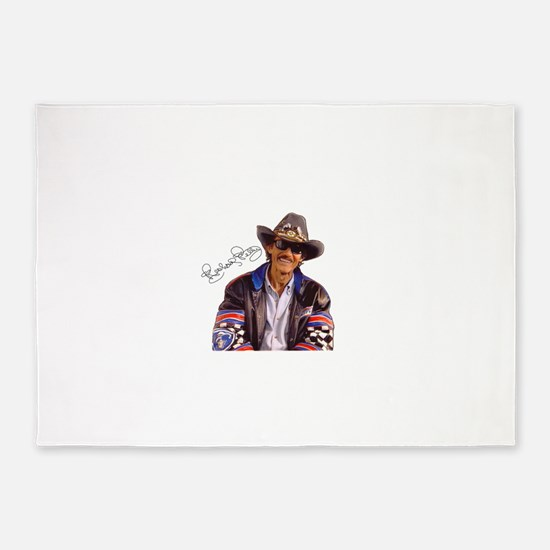 All Pro Sports Richard Petty 5'x7'area Rug