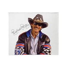 All Pro Sports Richard Petty Throw Blanket