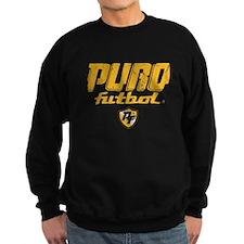 Puro Futbol Cool Lifestyle Sport Sweatshirt