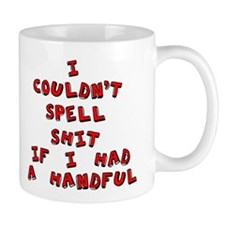 Can't Spell Mugs