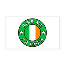 Ireland Rectangle Car Magnet