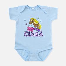 I Dream Of Ponies Ciara Infant Bodysuit